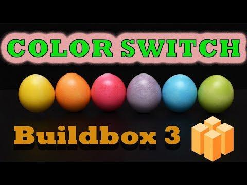 Buildbox 3 Color Change Mechanics Tutorial thumbnail