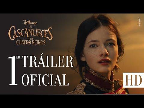 El Cascanueces y los Cuatro Reinos, de Disney - Tráiler oficial #1 (Subtitulado)