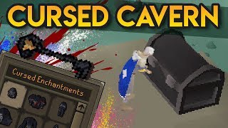 Runex : CURSED CAVERN : Opening the CRYPT! : He TBed Me!? ($100 GIVEAWAY!) TSPS