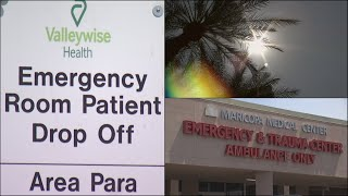 Extreme heat sends people to Phoenix-area emergency rooms