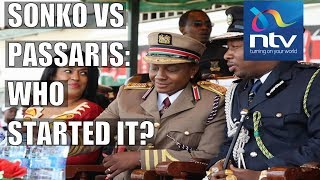 Esther Passaris Vs Mike Sonko Madaraka Day drama || FULL VIDEO