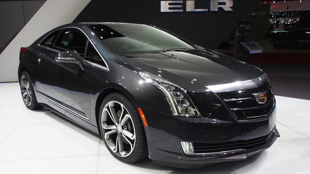 2016 Cadillac Elr Coupe Youtube