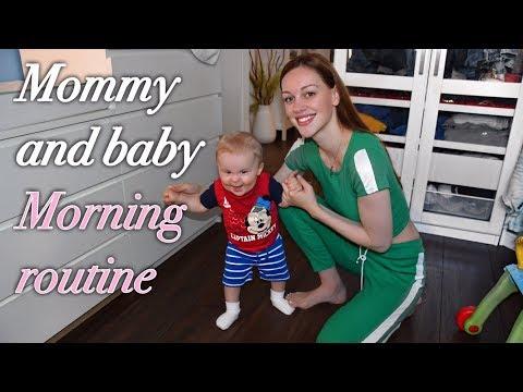 Mamina i Bebina Jutarnja Rutina  2018 | SARA DZODZO