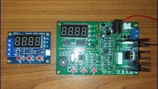 Обзор двух тестеров для измерения емкости Ni Cd, Ni Mh и любых литиевых аккумуляторов