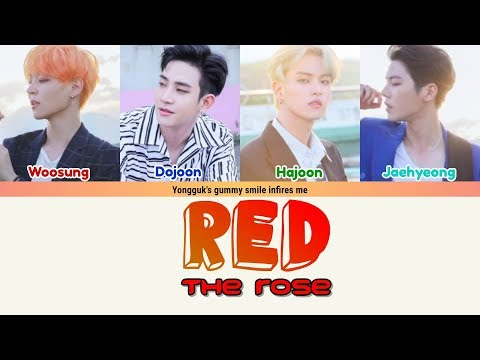 Download THE ROSE 더 로즈 - RED COLOR CODED S HAN ROM ENG Mp4 baru