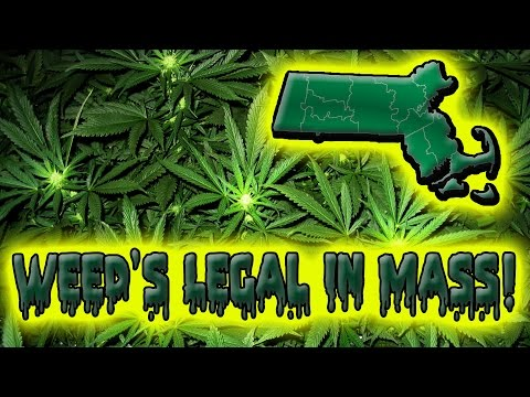Weed's Legal in Mass! | Discussion No.1