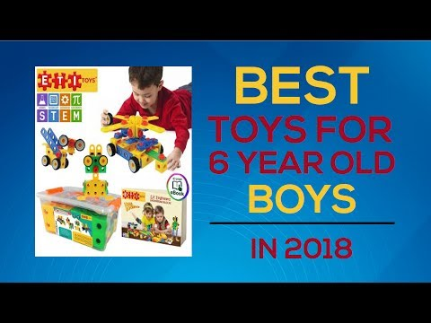 Best Toys For 6 Year Old Boys In 2018 Reviews Youtube