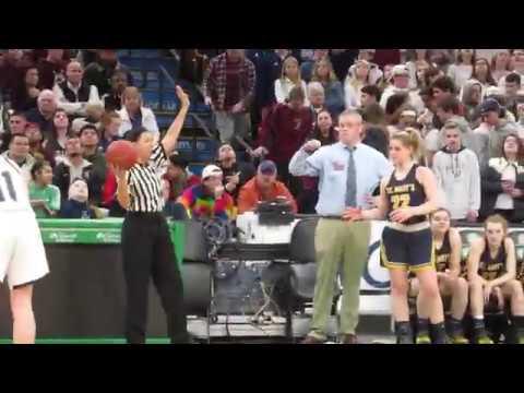 Game Winning Shot - Olivia Matela