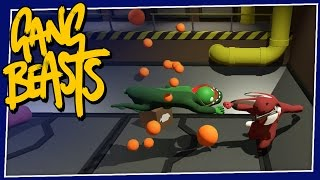 Gang Beasts - #163 - Sucked into a BLACK HOLE