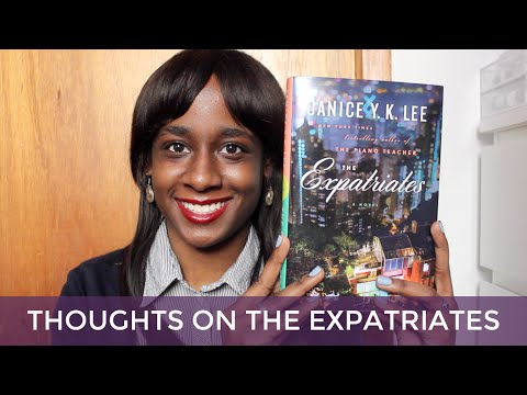 Thoughts on The Expatriates