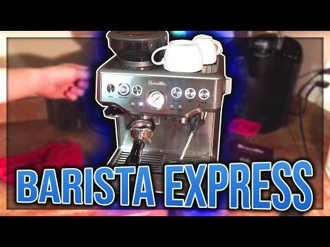 Breville Barista Express BES870XL Review