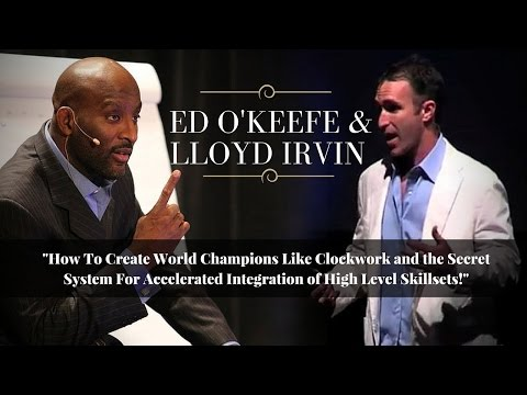 Ed O'Keefe and Lloyd Irvin Interview