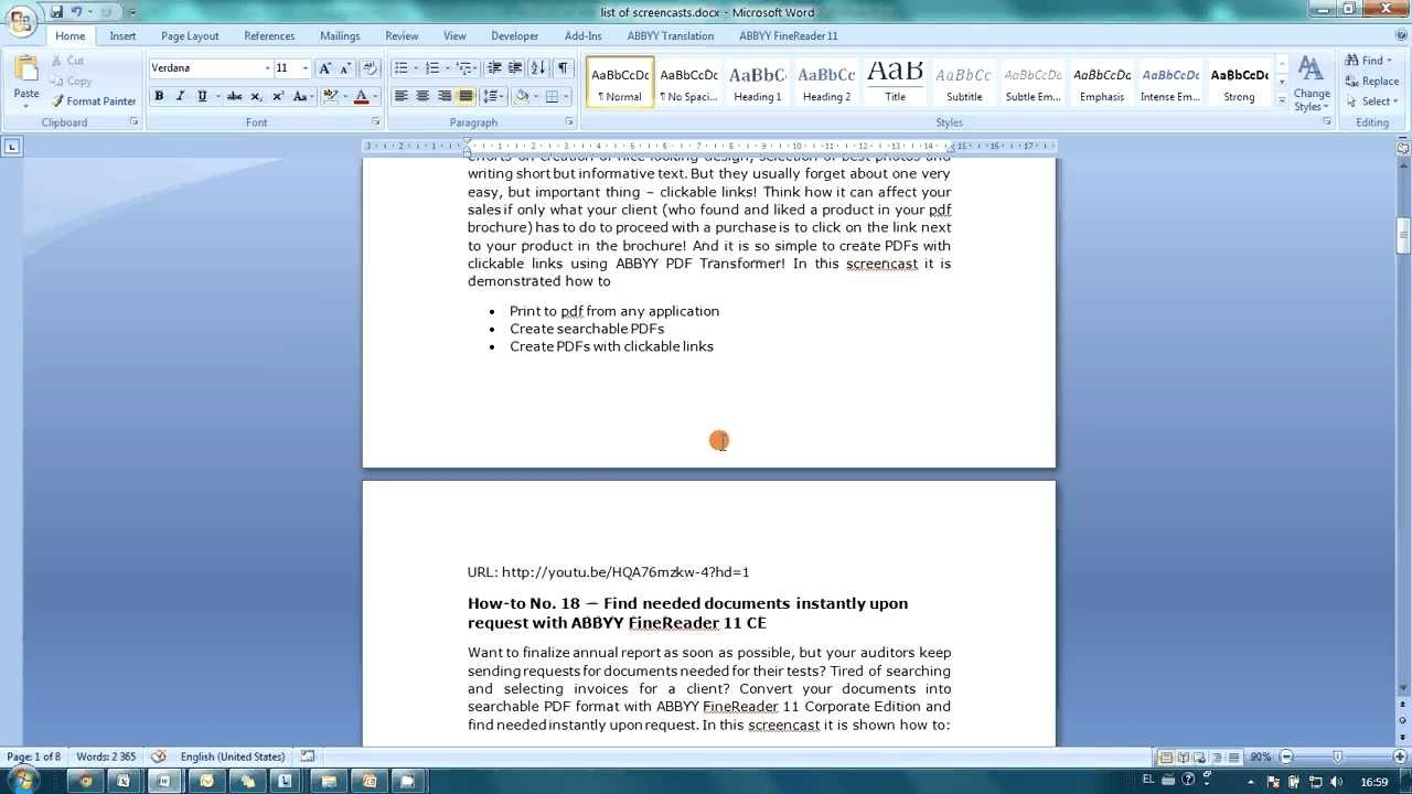 personal letter format microsoft word