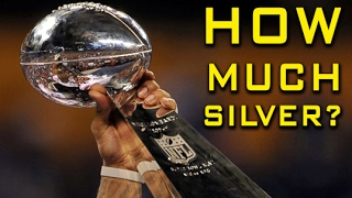 How Much Silver Is In The Super Bowl Trophy? (and other facts)