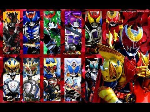 Henshin; form  của Kamen Rider Kiva