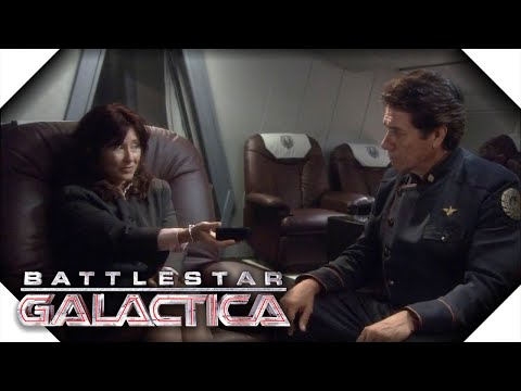 Battlestar Galactica | Adama Is Appointed Admiral