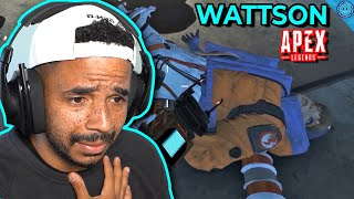 They Took Wattson From Us In Apex Legends...NOW WHAT?! (Broken Ghost Quest Part 2)