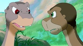 The Land Before Time 105 | The Brave Longneck Scheme | HD | Full Episode