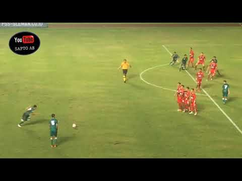 COPPA SLEMAN 2018 : PSS SLEMAN 3-1 PDRM FA MALAYSIA || ALL GOALS & HIGHLIGHTS 16/1/2018