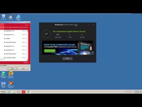 Bitdefender Adware Removal Tool Test and Review