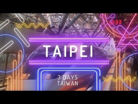 Taipei   TAIWAN - Day 3   TRAVEL 2018