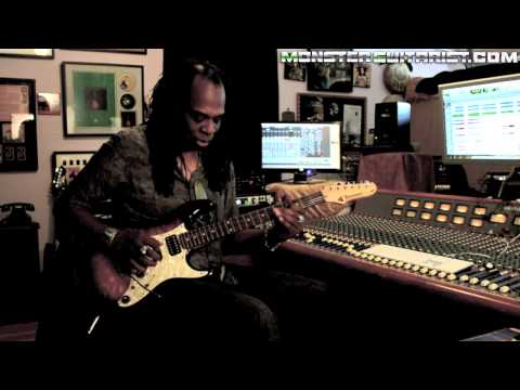Monster Guitarist - Larry Mitchell - 'Temporary Thing'