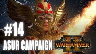 Total War: Warhammer 2 - High Elf Campaign #14