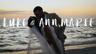 Bilmar Beach Resort Wedding - Luke & Ann Marie