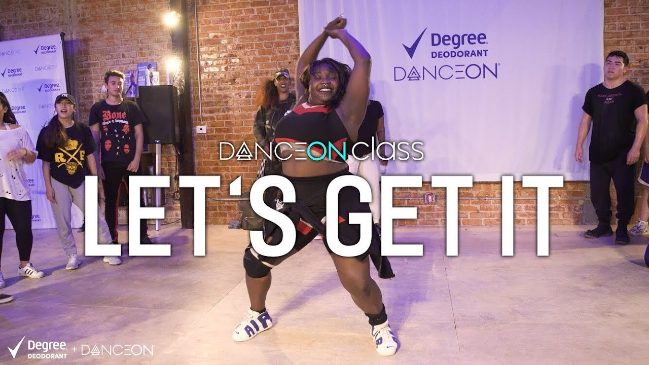 "Degree X DanceOn | Jordyn Carter - ""Let's Get It"" 
