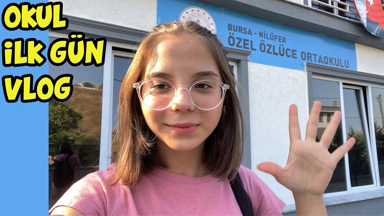 OKULUN İLK GÜNÜ VLOG   Okula Dönüş 2021 - Işıl Güler & Babishko Family