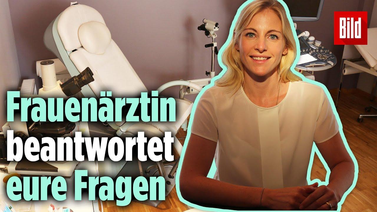 Das passiert beim ersten Frauenarzt-Besuch - YouTube
