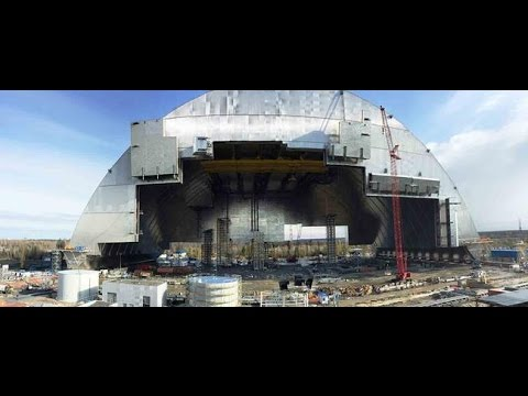 Chernobyl confinement: the story
