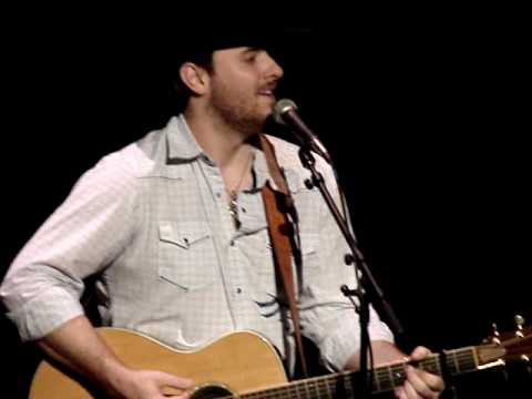 Chris Young- When You Say Nothing at All.MPG