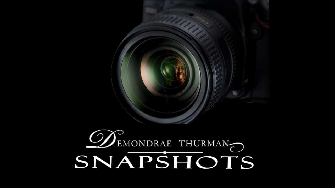 SNAPSHOTS- The Spirit of Collaboration- Demondrae Thurman