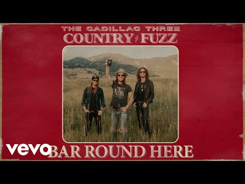 The Cadillac Three Country Fuzz Album Playlist
