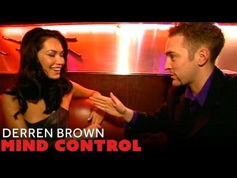 Derren Brown Demonstrates How To Talk to Beautiful Women
