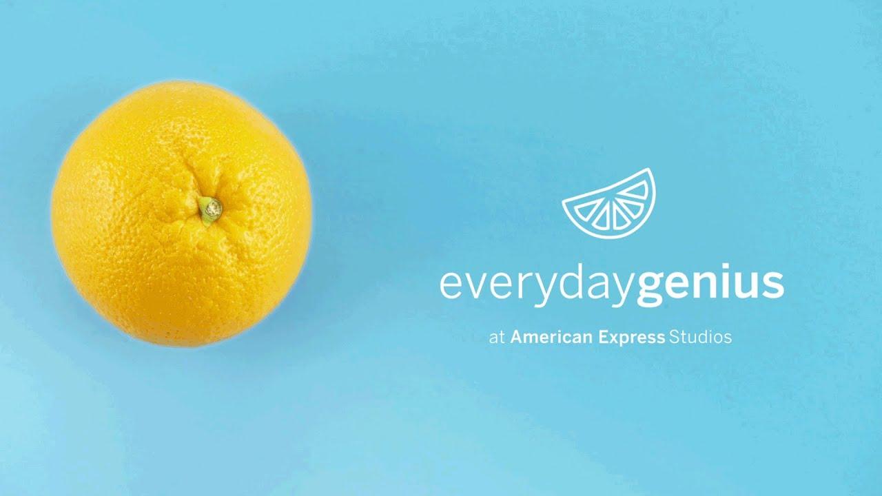 How to Peel an Orange Like a Basketball | Everyday Genius with Kari Byron