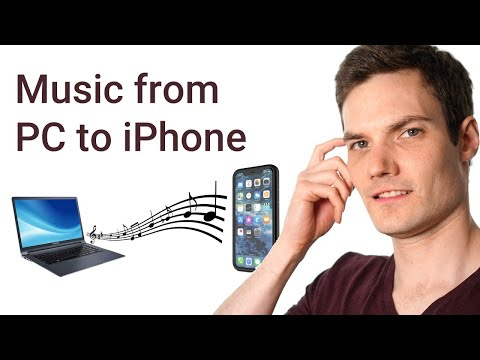 How to Transfer Music from Computer to iPhone.