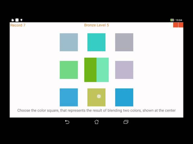 Color4All - color match puzzle