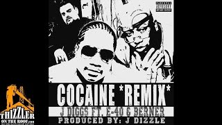 J-Diggs ft. E-40, Berner - Cocaine [Remix] [Thizzler.com]