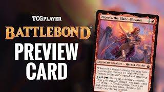 [MTG] Battlebond Preview | Najeela, the Blade-Blossom
