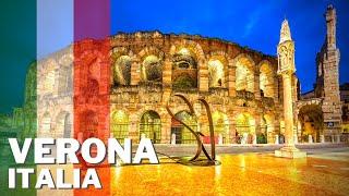 VERONA - ❤️️ ITALY'S CITY OF LOVERS ❤️️ - TRAVEL VLOG 2020