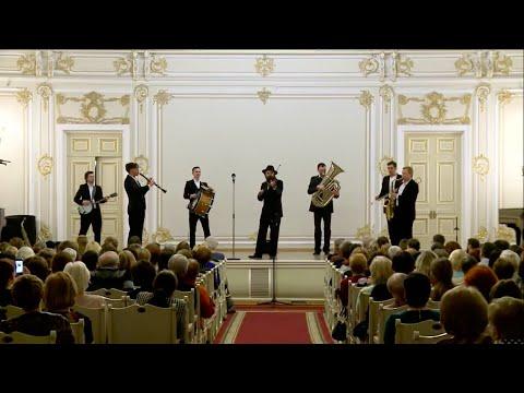 Добраночь - концерт в Филармонии (Санкт-Петербург)