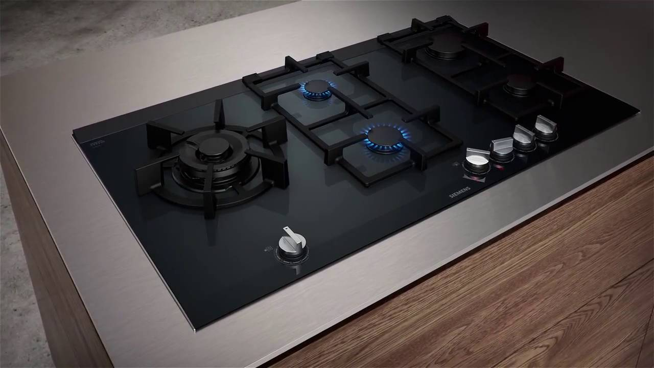 Nuovi piani cottura siemens a gas youtube - Piani cottura design ...