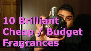 10 Brilliant Budget/Cheap Fragrances | Handsome Smells