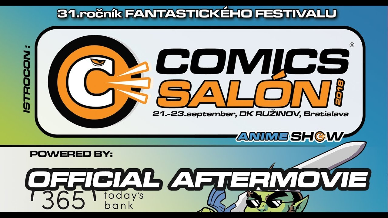 Comics Salón & AnimeSHOW - ENGLISH VERSION