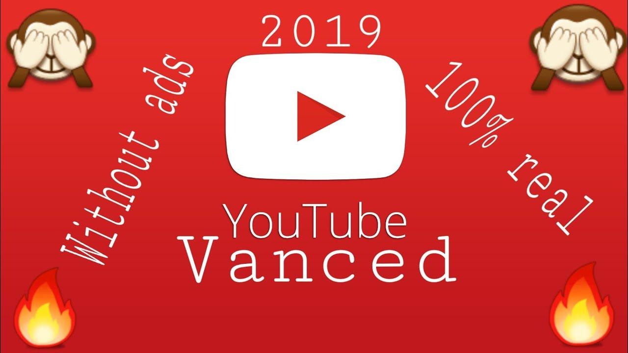 Youtube Vanced Apk Download 2019