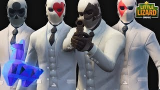 WILDCARD MAKES THE GETAWAY WITH THE JEWEL!!! - Fortnite Short Film