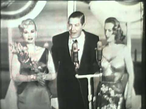 Zsa Zsa Gabor and Denise Darcel - Most Beautiful Women in the World of 1956?