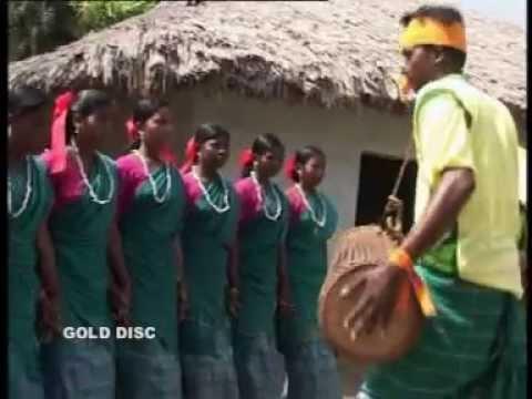 Aben Mandaria | Santhali Video Songs | Santhali Songs 2015 | Baha Sedae Gate | Gold Disc